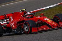 """Ferrari usará tokens para """"refazer a traseira do carro"""" para 2021"""
