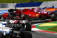 EXTRA: Vettel hátsó kameranézetéből, ahogy Leclerc nekimegy (videó)