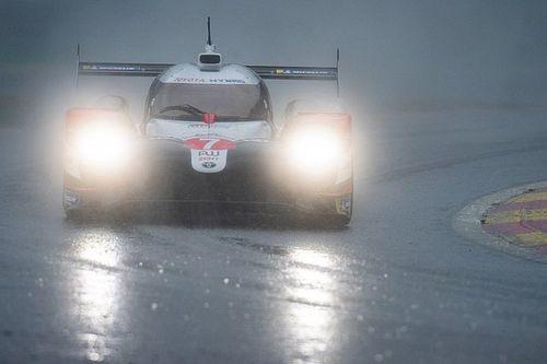 WECスパ:目まぐるしく変わる天候……タイトル狙うトヨタ7号車が今季3勝目