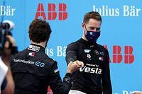 Mercedes-coureurs Vandoorne en De Vries genieten van 1-2 zege