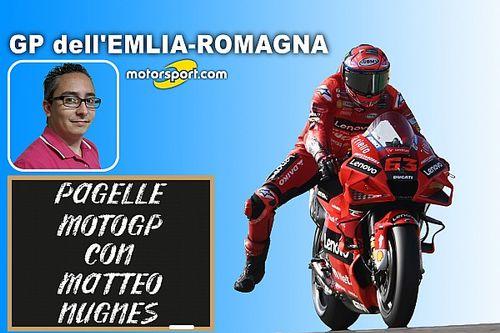 Pagelle MotoGP   Pecco, grazie per averci provato