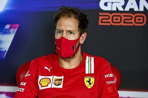 F1: Vettel diz que não tentou convencer Ferrari a continuar com ele