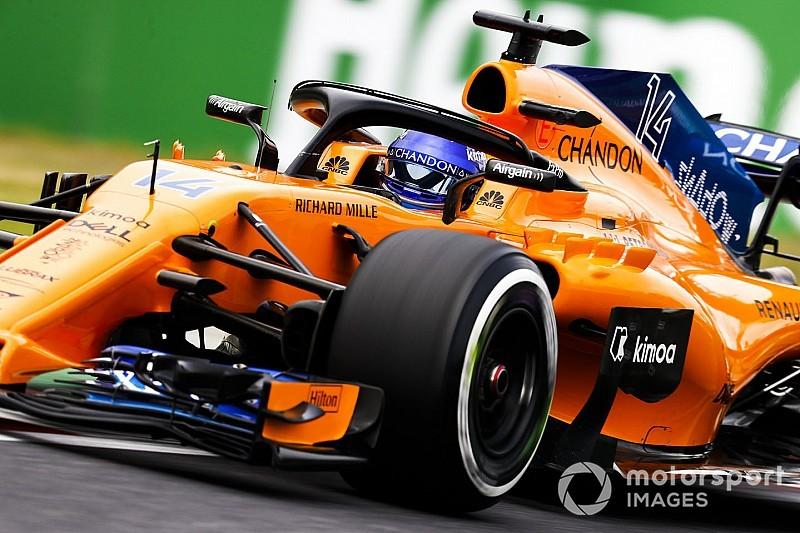 Alonso, son Amerika yarışından puanla ayrılmak istiyor