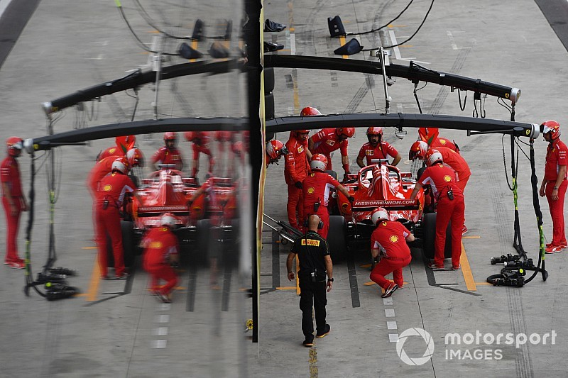 Strategia Ferrari: è stato giocato l'asso vincente con la mescola Soft al via