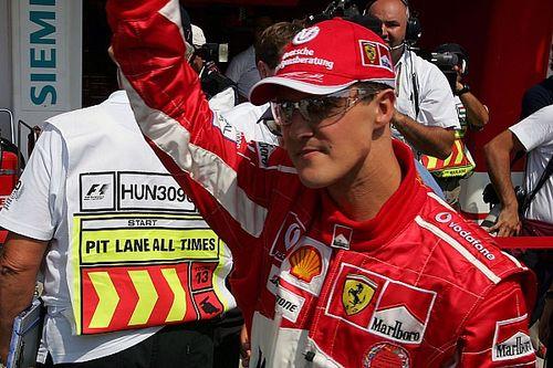 Schumacher-docu eindelijk afgerond, corona houdt première tegen