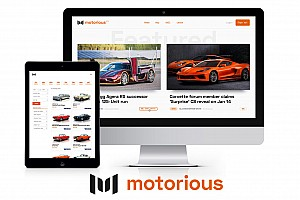 A Motorsport Network és a Speed Digital elindítja a Motorious.com-ot