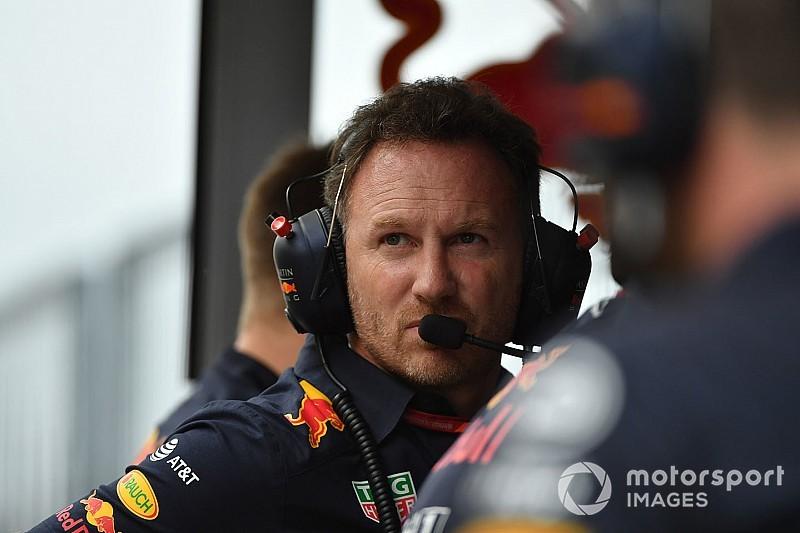 Horner cree que Vettel fue muy optimista en su movimiento con Verstappen