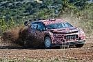 Citroen shows off its 2017 WRC car