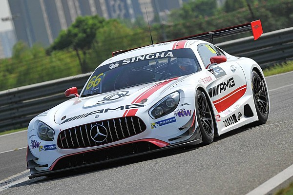 Epic GT Asia Series field descends on Shanghai