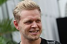 Haas hopes to tie up Magnussen deal this weekend