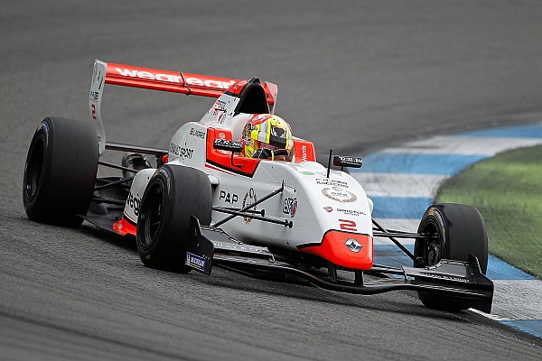 Formula Renault Hockenheim NEC: Norris secures his third title of 2016