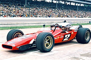 50th anniversary of Andretti's Indy win to be celebrated at IMS