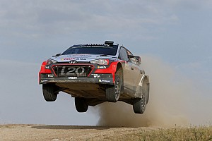 WRC Race report Hyundai Motorsport scores victory as Neuville shoots the winner in Sardinia
