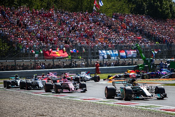 Formula 1 Breaking news Italy set to lose free-to-air F1 TV coverage