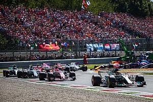 Формула 1 Новость Итальянцам покажут бесплатно только Гран При в Монце