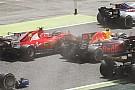 【F1】ライコネンとフェルスタッペン、ターン1でのボッタスを非難