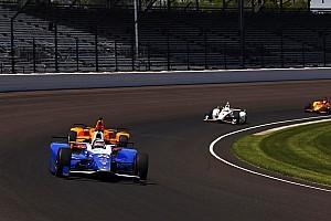 IndyCar フリー走行レポート 【インディ500】FP5日目:佐藤琢磨3位、アロンソ連日の4位