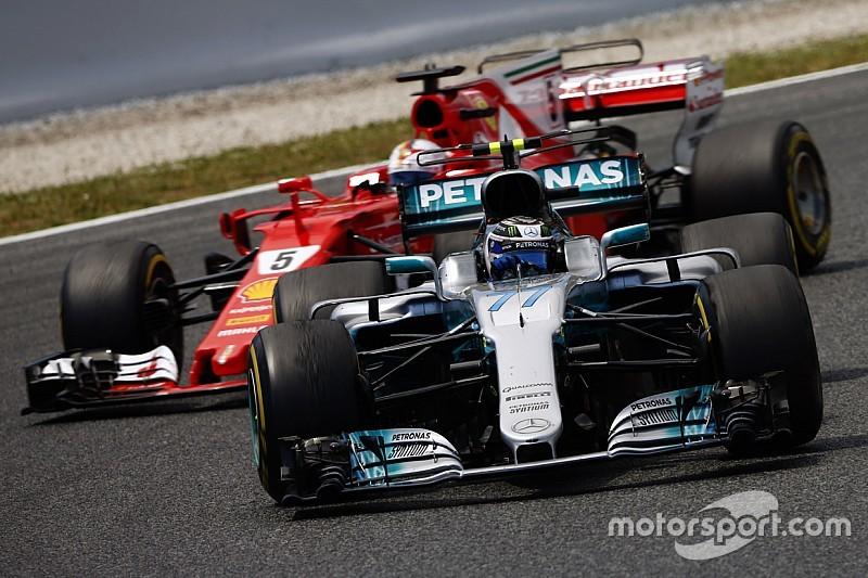 La Ferrari c'è, ma Vettel ha pagato il gioco di squadra Mercedes