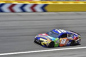 NASCAR Cup Reporte de la carrera Kyle Busch aparece al final y gana la All Star Race