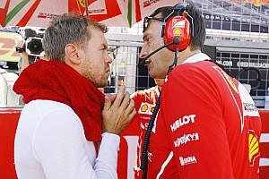 Formula 1 Ultime notizie Oltre al danno, la beffa: reprimenda a Vettel per aver saltato l'inno