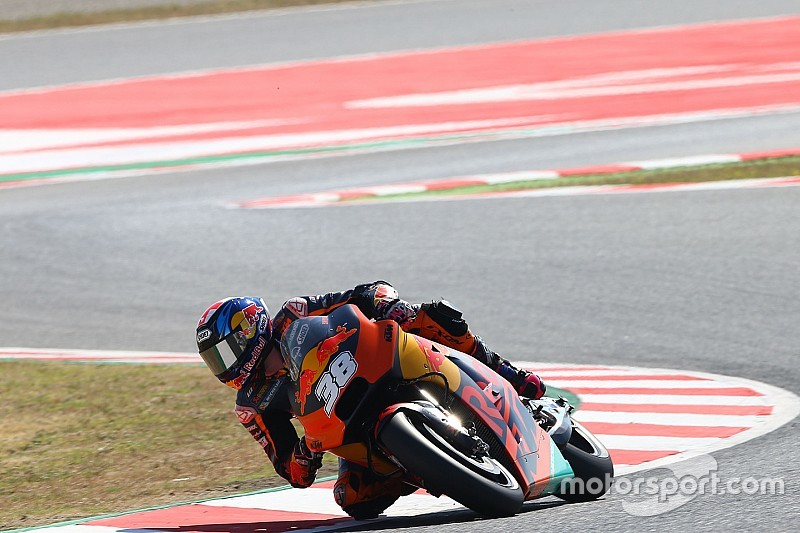 Pour Smith, le Grand Prix de Catalogne s'arrête là