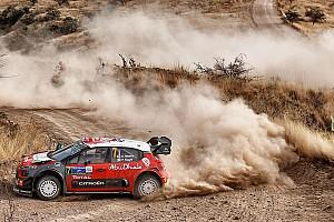 WRC Resumen de la etapa Meeke gana en un dramático final el Rally de México
