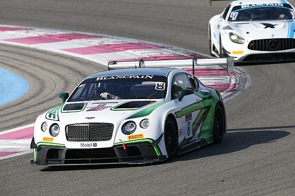 BES El Bentley de Soucek gana los 1.000 km de Paul Ricard
