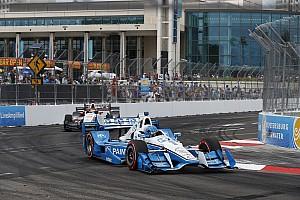 IndyCar Réactions Une deuxième place satisfaisante pour Simon Pagenaud