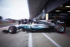 Formel 1 News Formel 1 2017: Mercedes rüstet zurück beim F1-Getriebe