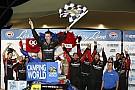 NASCAR Truck Rhodes conquista primeira vitória na NASCAR, em Las Vegas