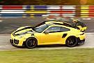 Porsche ポルシェ新型「911 GT2 RS」、ニュルで6分47秒台を記録し量産車最速