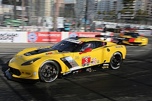 IMSA Breaking news Corvette drivers puzzled by bizarre race ending