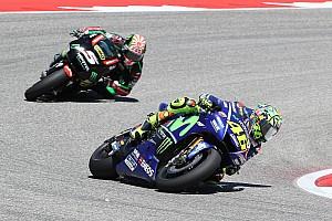 MotoGP Kolumne MotoGP-Kolumne von Randy Mamola: Warum Rossi Zarco zu Unrecht kritisiert