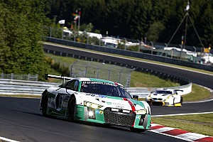 Endurance Race report Nurburgring 24h: Land Audi grabs unlikely win on final lap