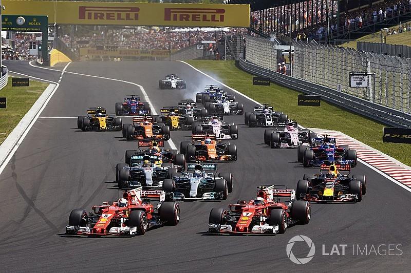 La F1 approchée par 40 projets de Grand Prix