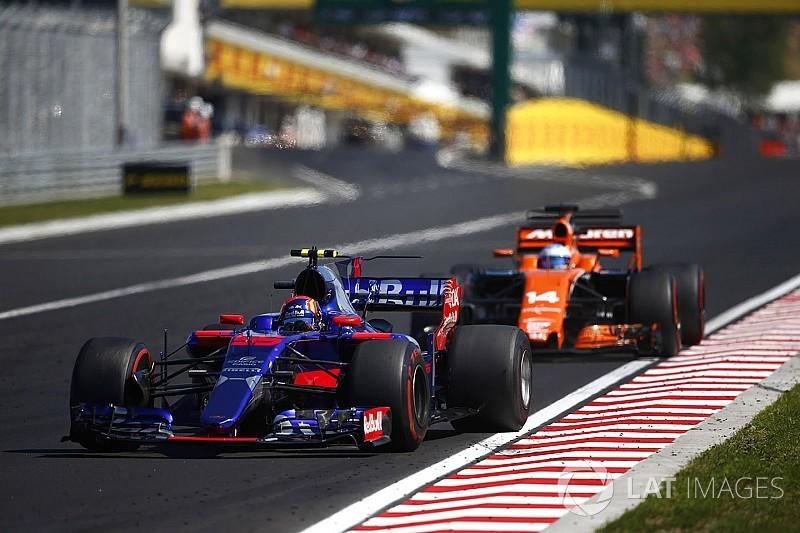 У Toro Rosso підтвердили перехід на двигуни Honda з 2018 року
