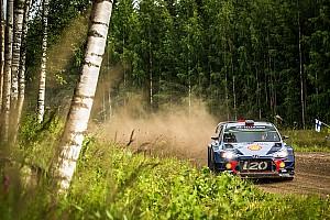 WRC Son dakika Neuville: Altıncılığa rağmen Finlandiya Rallisi mükemmel bir hafta sonuydu