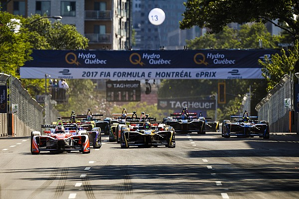 Formula E F1's Halo delaying new Formula E car