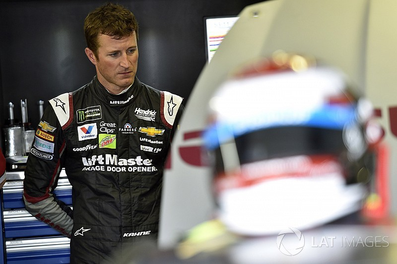 "Kasey Kahne: ""I really want to still be in the Cup Series"" in 2018"