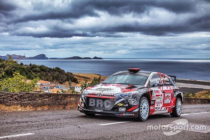 Giandomenico Basso sfiora il successo al Rally di Madeira