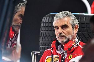 Formel 1 News Maurizio Arrivabene: Mattia Binotto und ich ziehen bei Ferrari an einem Strang