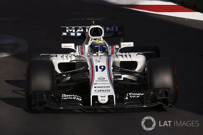 """Massa had GP Baku écht kunnen winnen"", stelt Williams"