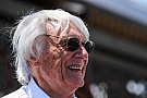 Vintage Festival of Speed sculpture dedicated to Ecclestone