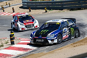 World Rallycross Qualifying report Portugal WRX: Kristoffersson sweeps opening day