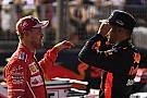 Formel 1 Daniel Ricciardo zu Ferrari? Sebastian Vettel sagt: