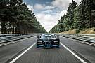 General Montoya alcanzó los 400 km/h en un Bugatti Chiron