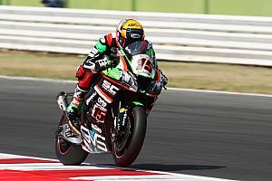 World Superbike Breaking news De Angelis parts ways with Pedercini Superbike team