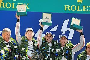 Le Mans Reaktion Le-Mans-Sieger Timo Bernhard: