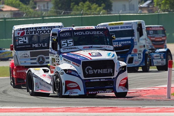 European Truck What to watch on Motorsport.tv this weekend