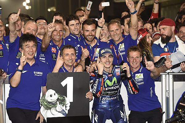 Zweiter Platz von Maverick Vinales bei MotoGP in Katar wäre